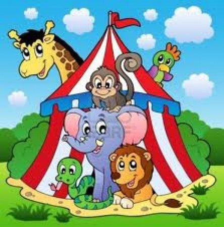цирк-шапито в Кировограде