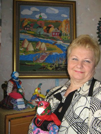 Людмила Кривенко