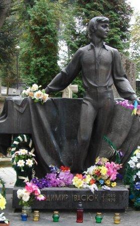пам'ятник Володимиру Івасюку