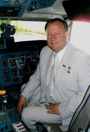 Герой України - Олександр Галуненко
