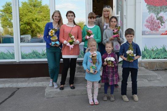 "Студия флористики ""Elena"", салон ""Flower Show Room"", автор фото - Виталий Николенко"