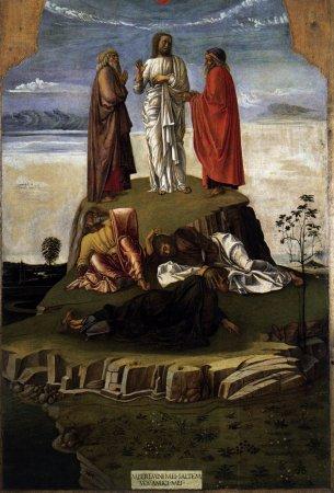 Преображення Господнє на горі Фавор - Джованні Белліні