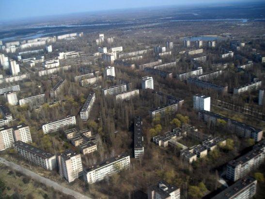 Чорнобиль...
