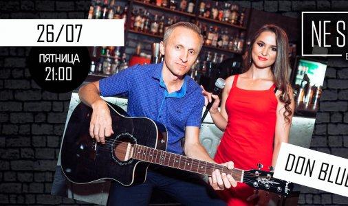 Don Blues Band in Ne Speshi bar
