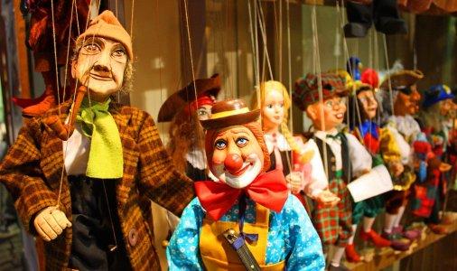 Театр ляльок покаже зимовий детектив