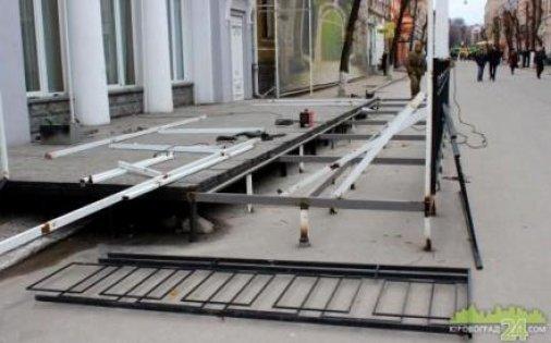 Ресторан «Primo Violino» розширив свою територію за рахунок пішохідної зони