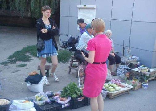 Все натуральное и домашнее: на рынки Кировограда из сел привозят вкусное и полезное