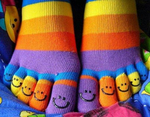 Шкарпетки з кавою