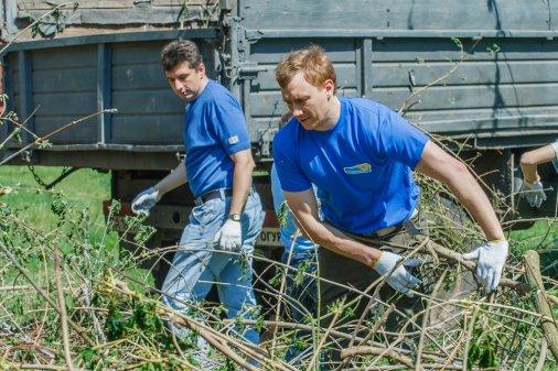 З Ковалівського пляжу вивезли 100 тонн сміття