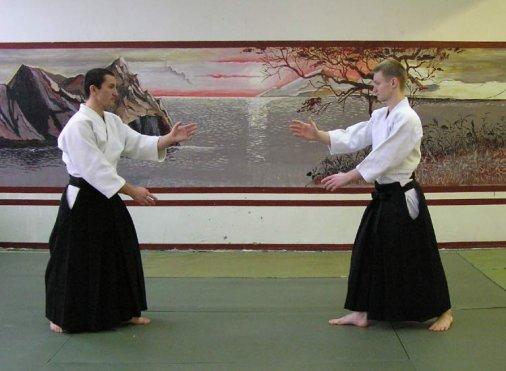 Федерация айкидо приглашает на тренировки