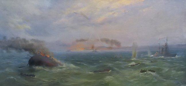 Виставка художніх творів «Вічний вогонь пам'яті» до Дня Перемоги