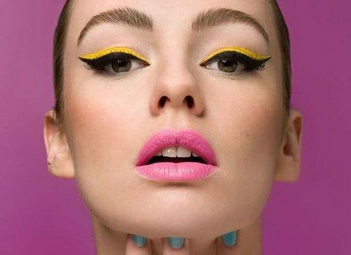 Мастер-класс «Модный make-up: тенденции сезона»