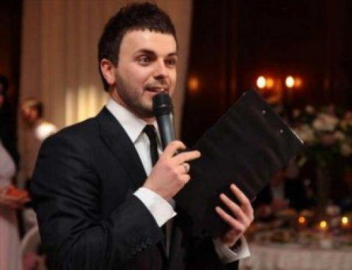 Известный ведущий Григорий Решетник провел в Кировограде частный день рождения
