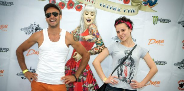 "Cтудия  ""ШАТУН"" была представлена на фестивале «Tattoo-Collection»"
