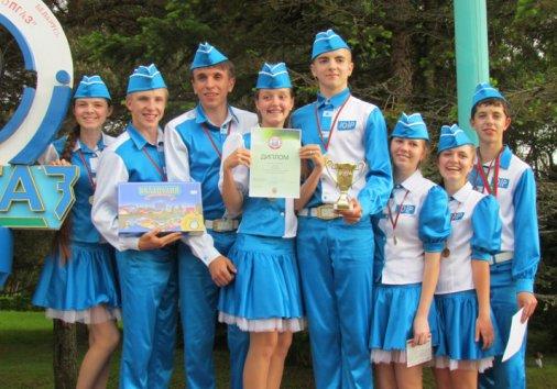 Юні інспектори руху зібралися на Кіровоградщині, щоб з'ясувати, хто найкращий
