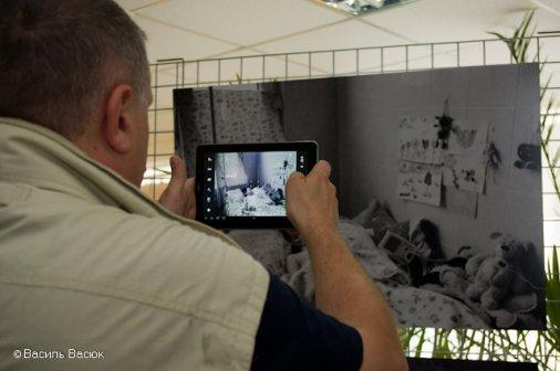 У місті стартував благодійний фотопроект Бориса Бухмана «Город миллиона надежд»