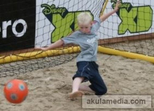 Приймаються заявки на участь у чемпіонаті з пляжного футболу