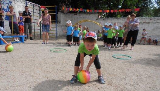 Лілія Сорока: «У дитячому садочку ми покращуємо здоров'я хлопчиків та дівчаток»