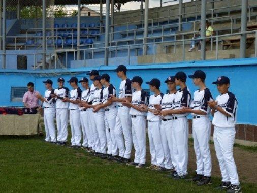 Кіровоградські бейсболісти їдуть на ігри у Грецію у новій формі