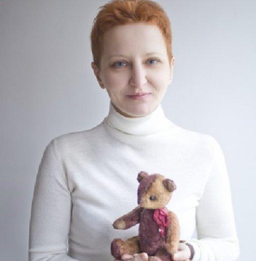 Проект Грети Агафонцевої «Ведмідь. Забута традиція»