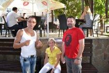 Виктор, Женя и Дима