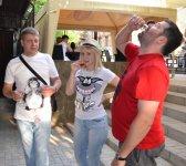 Адрей, Наташа и Дима