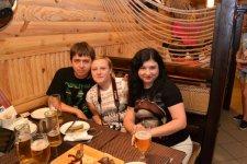 Дима, Оля и Эльмира