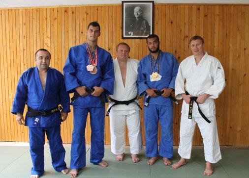 Кіровоградські дзюдоїсти готуються до Олімпійських ігор в Ріо-де-Жанейро