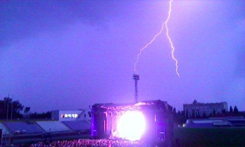 Святослав Вакарчук назвав фото, зроблене на концерті у Кіровограді, одним з найкрутіших