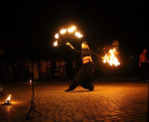 Винницкий Театр Огня рассказал о своих выступлениях в Кировограде
