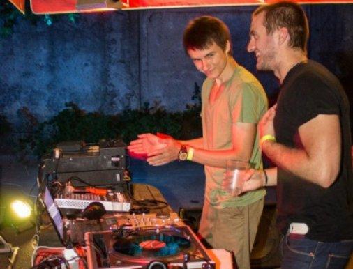 "Как прошла вечеринка open-air'о ""Disco Ball"": репортаж"