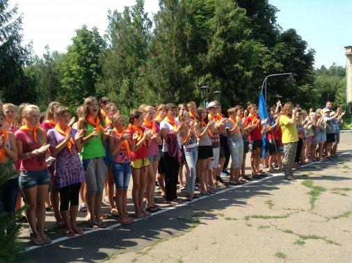 Куда отправить детей летом отдыхать?! В лагерь «Бригантина»!
