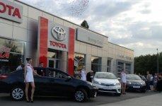 Мотор-Олви - новая Тойота