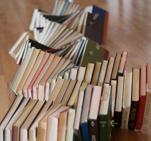 Цікаві книжкові виставки