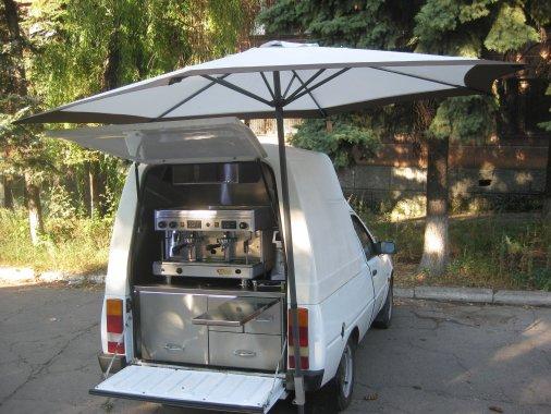 Новенькая кофе-машина появится в Кировограде