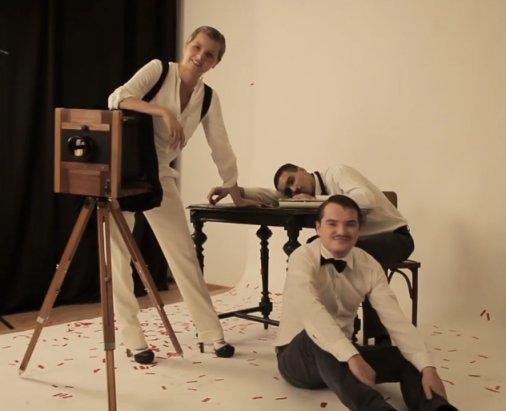 """Студия """"1shot production"""" сняла ролик для студии """"PhotoArtProject"""""""