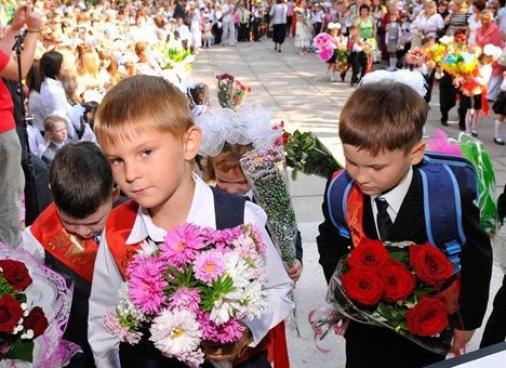 Рівно через чотири тижні кіровоградські діти підуть у школу