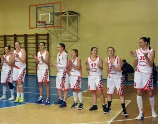 Женский баскетбол: Ура! Алина и Елена остаются!
