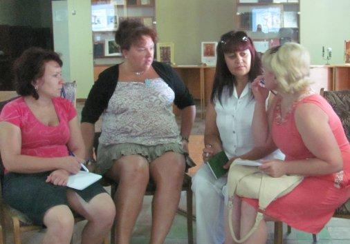 Кіровоградські блогери вчилися, як писати краще