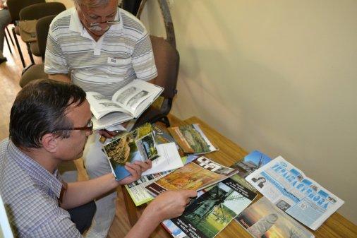 Про невідому історію України розповідав кіровоградцям етнограф Олександр Босий