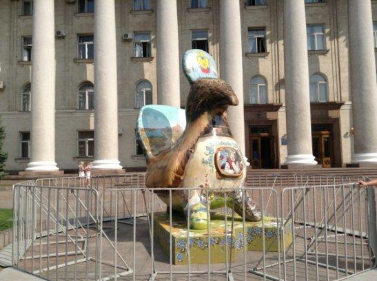 Кіровоградська диво-пташка, фото - tusovka.kr.ua
