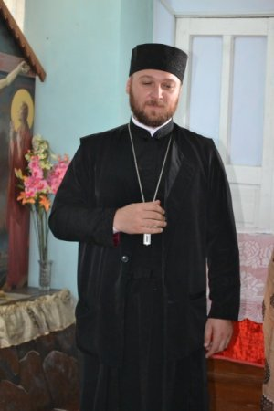 Отец Александр Свято-Покровского Храма села Злынка