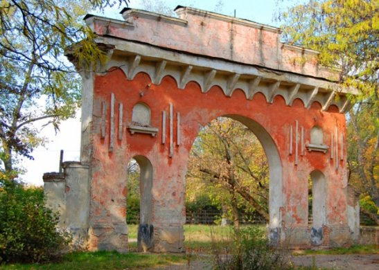 Парк Крючкова