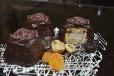 десерты в кафе Пантера