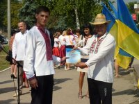 День Прапора у Кіровограді
