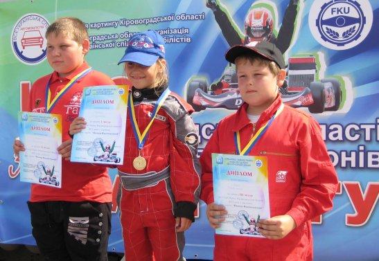 Победители гонки