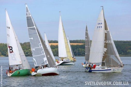 Яхти, море, перегони: Чемпіонат України у Світловодську