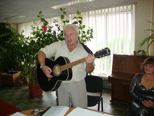 Літературно-музична зустріч пройшла у Кіровограді