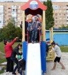 Дитячий майданчик у Кіровограді
