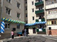 Новый дом на 28 квартир в Кировограде